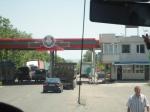 Przejście graniczne między Mołdową a Naddniestrzem