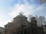 Plac Bański - cerkiew