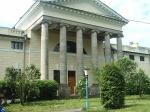 Pałac w Niemirowie koło Bracławia. W XIX wieku w rękach Potockich.