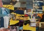 Radek Nowak PRZEDMIESCIA TOKIO collage50x70