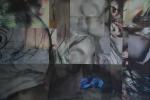Radek Nowak TAJEMNICA collage50x70