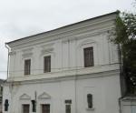 Historyczna siedziba akademii z XVI wieku. Wykładano tu m.in. po polsku ale broniono prawosławia (m.in. przeciw unii)