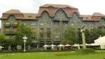 Piata Victorei - domy/pałace z przełomu XIX i XX wieku budowane przez patrycjat węgierski