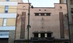 Architektura modernistyczna, pewnie lata 30-te, a więc już na pewno rumuńska.