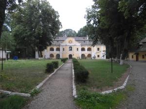 2014 Winogrady pałac
