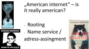 Internet & National Interest (4)