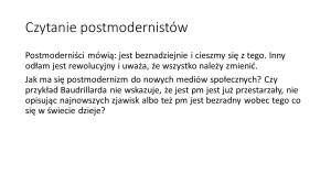 Przestrzen kartezjanska i postmodernizm (17)
