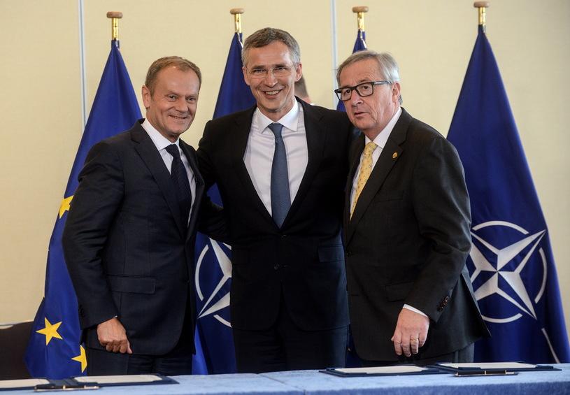 NATO, Rosja, Obama, Tusk iPiS