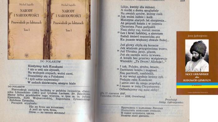 Szewczenko Do Polaków