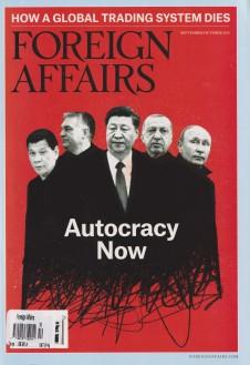 okladka Foreign Affaires Autocratie now
