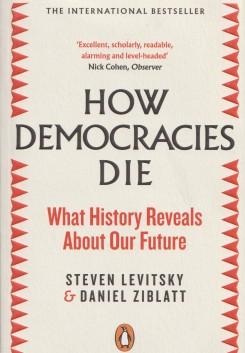 okladka Hoew Democracies Die