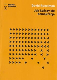 okladla Runciman koniec demokracji